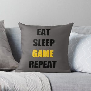 Game. Throw Pillow RB0909 product Offical Dark Souls Merch