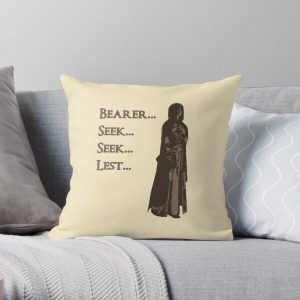 Know it by heart... Throw Pillow RB0909 product Offical Dark Souls Merch