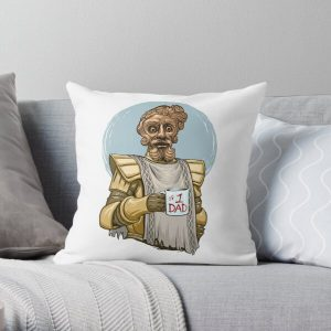 Giant Dad Throw Pillow RB0909 product Offical Dark Souls Merch
