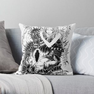 Kirk of thorns Throw Pillow RB0909 product Offical Dark Souls Merch