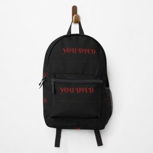 YOU DIED - Demon's Souls Game Backpack RB0909 product Offical Dark Souls Merch
