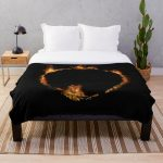 The Dark Sign Throw Blanket RB0909 product Offical Dark Souls Merch