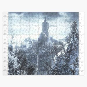 Painted World of Ariandel Jigsaw Puzzle RB0909 product Offical Dark Souls Merch