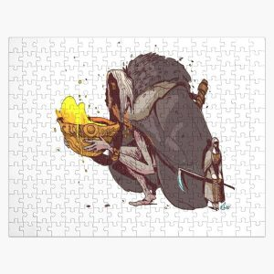 Sister Friede Jigsaw Puzzle RB0909 product Offical Dark Souls Merch
