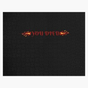YOU DIED - Demon's Souls Game Jigsaw Puzzle RB0909 product Offical Dark Souls Merch
