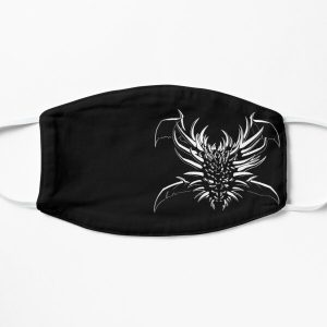 The Gaping Dragon Wings Flat Mask RB0909 product Offical Dark Souls Merch