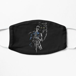 Artorias and Sif darksouls Flat Mask RB0909 product Offical Dark Souls Merch