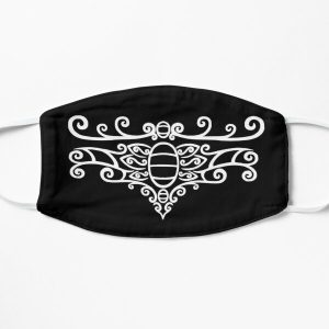 Hollow Knight Crest White Flat Mask RB0909 product Offical Dark Souls Merch