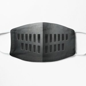 Faux Helmet Visor Face Mask Flat Mask RB0909 product Offical Dark Souls Merch